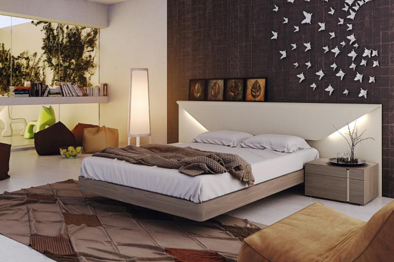 Dormitorio matrimonio 222 - Imagenes de dormitorios ...