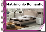Dormitorios -  Matrimonio Romantic