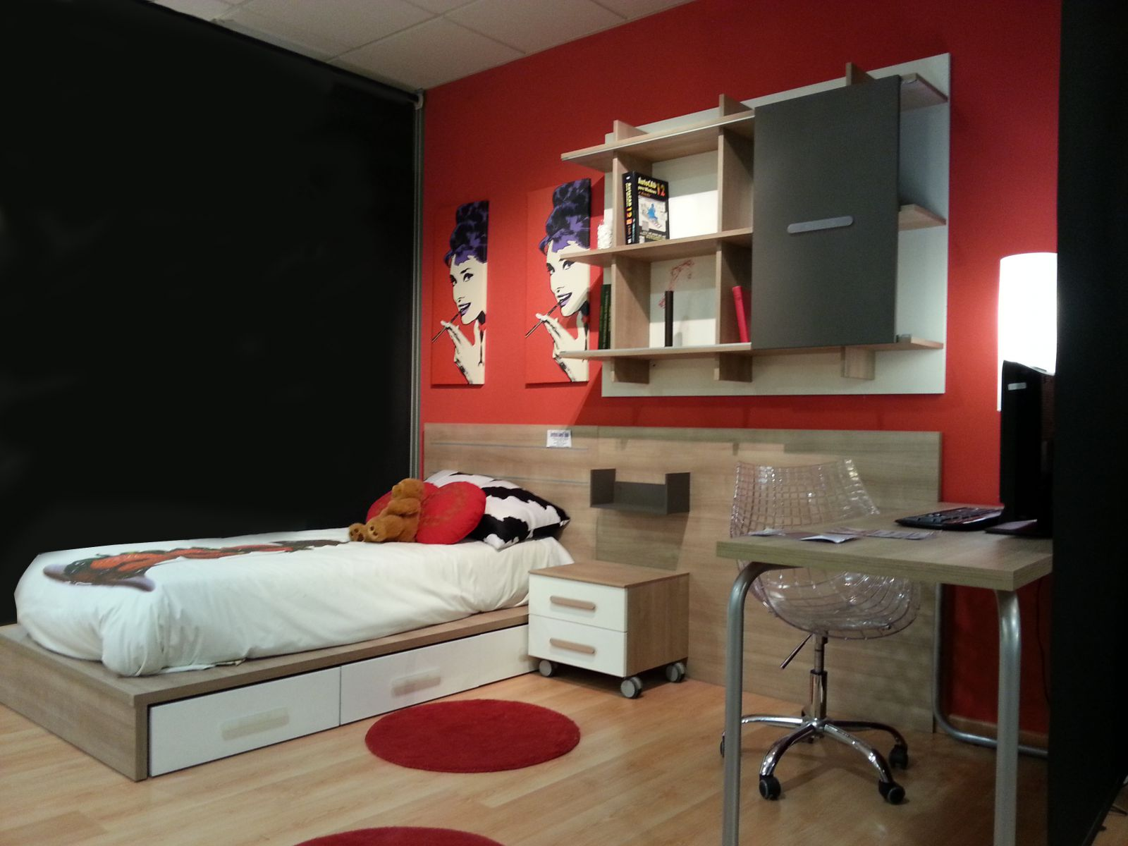 Juvenil tatami ros liquidaci n for Precios de dormitorios infantiles