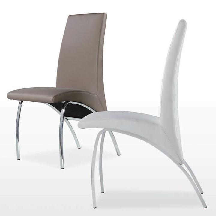 Genial sillas comedor blancas modernas im genes silla for Sillas de salon blancas baratas